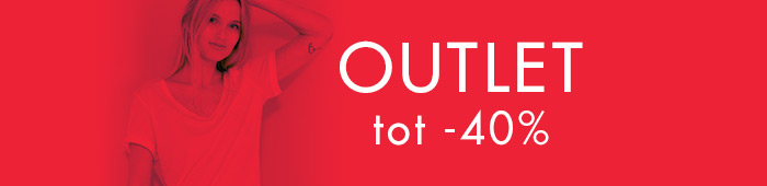 Outlet tot -40%*