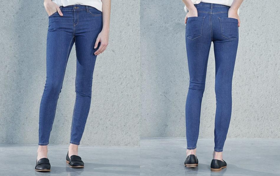 welke jeans zijn in