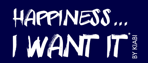 HAPPINESS... I WANT IT by Kiabi